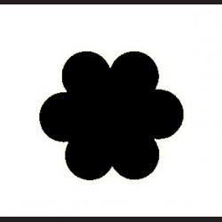 Raznice - květ D, 1,6 cm