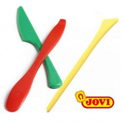 Modelovací špachtle Jovi, 3 ks