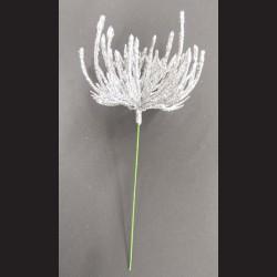 Květ zápich stříbro