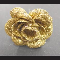 Růže zápich zlato