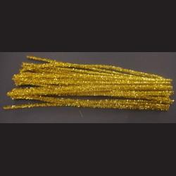 Plyšové drátky, zlaté