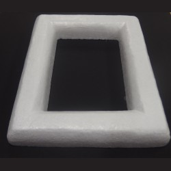 Rám polystyrenový