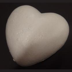 Srdce polystyrenové 15 cm