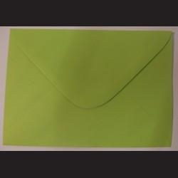 Balení obálek 10 ks - zelené, C5