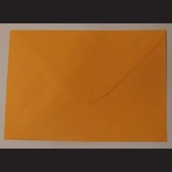 Balení obálek 10 ks - meruňkové, C5