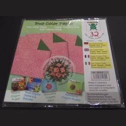Sada origami papírů Modrá