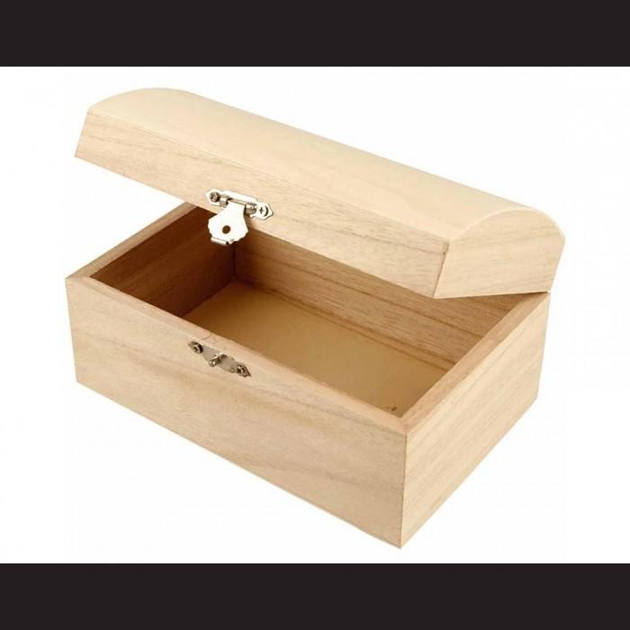 Truhlička dřevěná