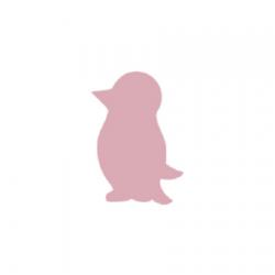Raznice na papír a mosgumu - tučňák, 1,6 cm