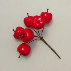 Malá jablíčka svazek 6ks