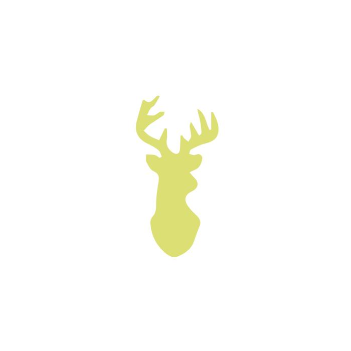 Raznice - jelen, 7,5 cm