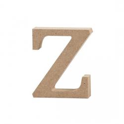 Dřevěné písmeno - z