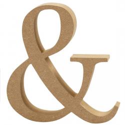 Dřevěný symbol