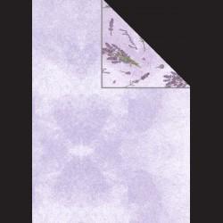 Papír A4, 300 g - fialová / levandule