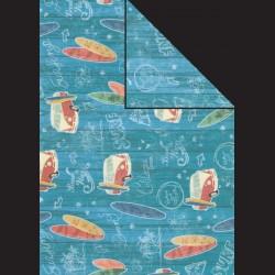 Papír A4, 300 g - surf oboustranný