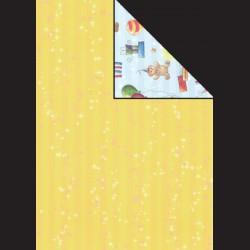 Papír A4, 300 g - jiskřičky / narozeniny