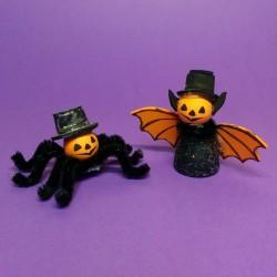 Kreativní sada - pavouk a netopýr