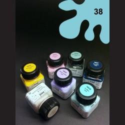 Barva na porcelán Chalky - sv. modrá, 20 ml