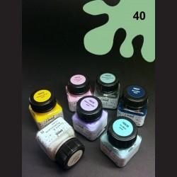 Barva na porcelán Chalky - sv. zelená, 20 ml