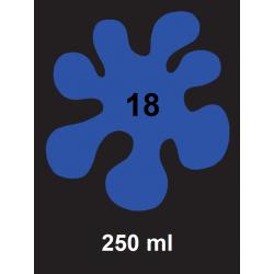 Barva na textil Textile Color - modrá, 250 ml