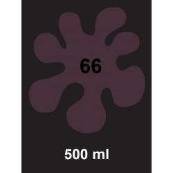 Barva na textil - lilková, 500 ml