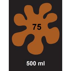 Barva na textil - sv. hnědá, 500 ml
