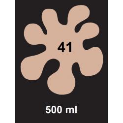 Barva na textil - tělová, 500 ml