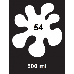 Barva na sv. textil - bílá, 500 ml