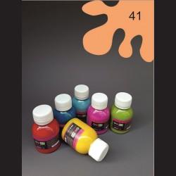 Barva na textil - tělová, 65 ml