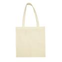 Bavlněná taška přírodní s dlouhým uchem