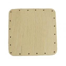 Dno na pletení - čtverec, 12x12 cm