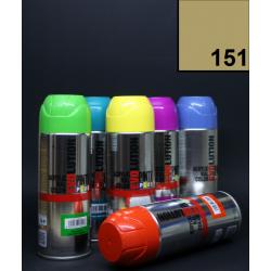 Akrylový sprej Evolution, 400 ml - met. zlatý