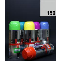 Akrylový sprej Evolution, 400 ml - met. stříbrný