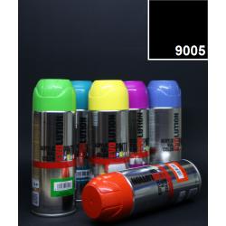 Akrylový sprej Evolution, 500 ml - černý lesklý