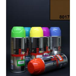 Akrylový sprej Evolution, 400 ml - tm. hnědý