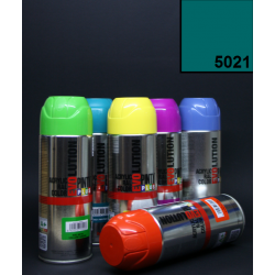 Akrylový sprej Evolution, 400 ml - petrolejový