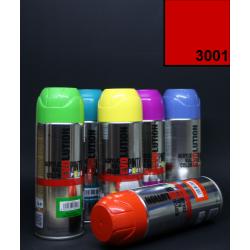 Akrylový sprej Evolution, 400 ml - červený
