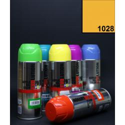 Akrylový sprej Evolution, 400 ml - tm. žlutý