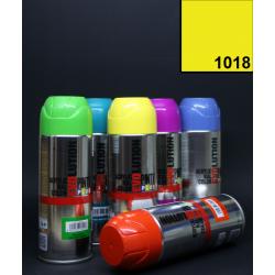 Akrylový sprej Evolution, 400 ml - žlutý