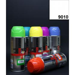 Akrylový sprej Evolution, 500 ml - bílý lesklý