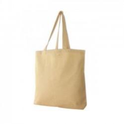 Bavlněná taška široká - přírodní