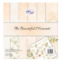 Scrapbooková sada - The Beautiful Moments, 30,5 x 30,5 cm