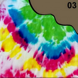 Barva na batikování, 30 g - hněď světlá