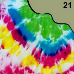 Barva na batikování, 30 g - khaki