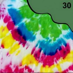 Barva na batikování, 30 g - zeleň lahvová