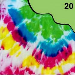 Barva na batikování, 30 g - zeleň listová