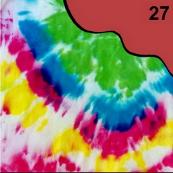 Barva na batikování, 30 g - červeň toro