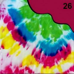 Barva na batikování, 30 g - červeň přímá