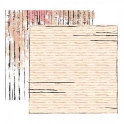 Papír na scrapbook - Where is Alice?, 30,5 x 30,5