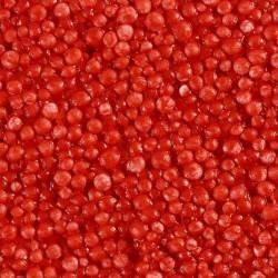 Samotvrdnoucí hmota kuličková - červená