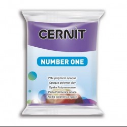 Cernit Number One - fialový, 56 g